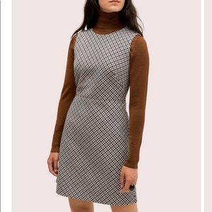 Kate Spade Tweed Dress Sz 10